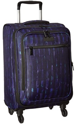 """Kenneth Cole Reaction The Real Collection Softside - 20"""" Carry On $200 thestylecure.com"""