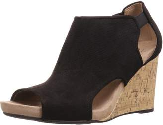 LifeStride Women's Hinx Wedge Sandal