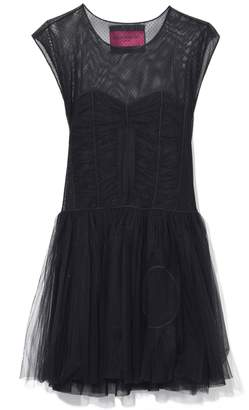 Viktor & Rolf Dress With Hole in Black