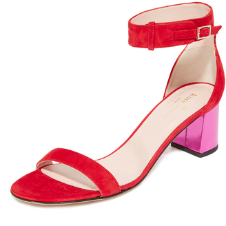 Kate Spade New York Mencora City Sandals $298 thestylecure.com