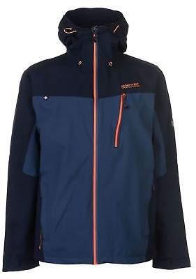 Regatta Mens Birchdale Jacket Waterproof Coat Top