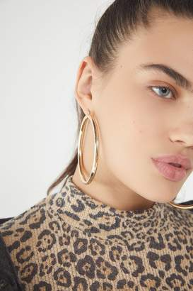 Urban Outfitters Hollow Hoop Earring