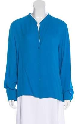 a961127622b280 Stella Mccartney Silk Blouse - ShopStyle
