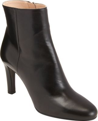 Prada Round Toe Ankle Boot