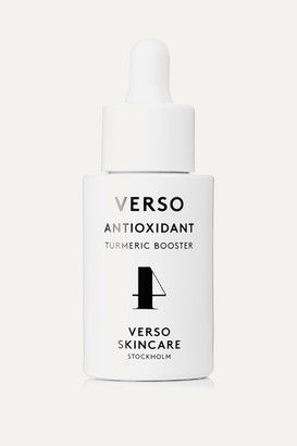 Verso - Antioxidant Turmeric Booster, 30ml - Colorless