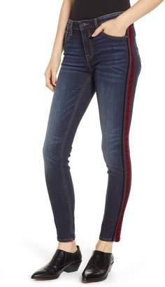 Vigoss Marley Velvet Stripe Jeans