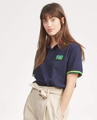 Ralph Lauren Hi Tech Cotton Polo Shirt