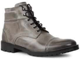 GBX Bro Cap Toe Leather Boots