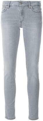 Dondup stonewashed skinny jeans