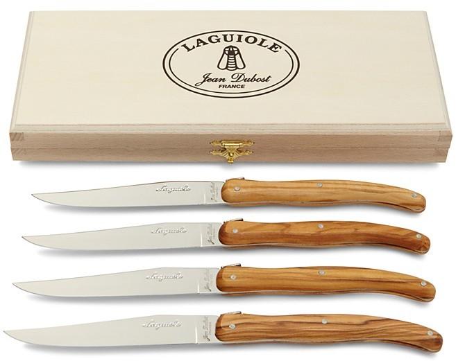 Laguiole Jean Dubost Dubost Knives, Set of 4