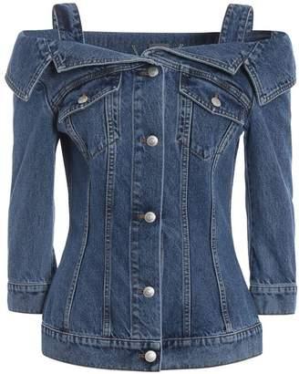 Alexander McQueen Cold-shoulder Jacket