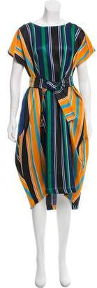 Collection Privée? Oversize Striped Dress w/ Tags