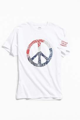 Publish Paisley Peace Tee