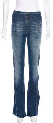 Diesel Mid-Rise Flared Jeans w/ Tags