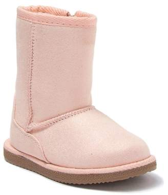 Harper Canyon Lil Elsie Fab Faux Fur Boot (Toddler)