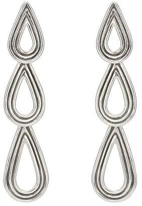 Pamela Love Women's Three Phoebe Earrings - Silver