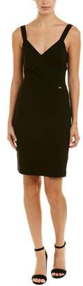 Armani Exchange Sweetheart Sheath Dress
