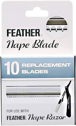 Jatai Feather Nape and Body Blades