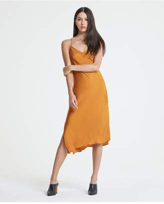 AG Jeans The Scarlett Dress - Duck Canvas