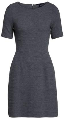 French Connection Sudan Fit & Flare Dress