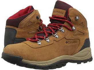 Columbia Newton Ridge Plus Waterproof Amped Women's Shoes