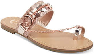 G by Guess Londyn Flat Sandals Women's Shoes