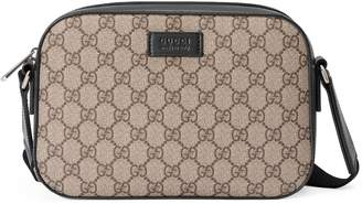 Gucci GG Supreme small shoulder bag