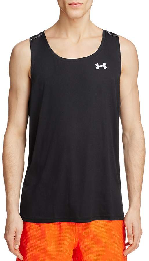 Under Armour CoolSwitch Running Singlet Tank Top