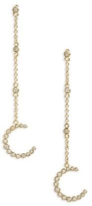 Women's Shashi Cristina Drop Earrings $63 thestylecure.com