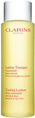 Clarins Toning Lotion with Camomile for Dry/Normal Skin, 6.7 oz.