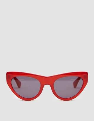Sun Buddies Edgar Sunglasses in Twizzler Red