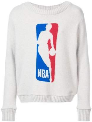 The Elder Statesman X Nba NBA sweatshirt