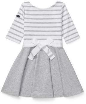 Ralph Lauren Childrenswear Little Girl's Striped Dress
