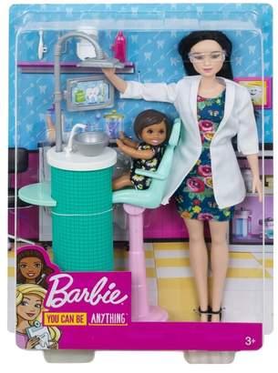 Mattel Inc. Barbie Dentist Doll & Playset