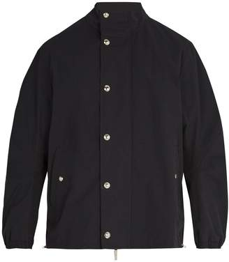 Thom Browne Articulated sleeve oversized shell jacket