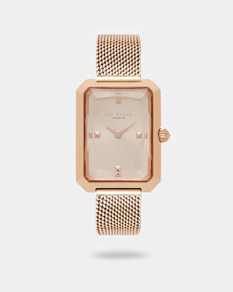 Ted Baker CASKIA Square dial watch