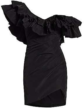 Alexis Women's Benicia Ruffled Off-The-Shoulder Dress
