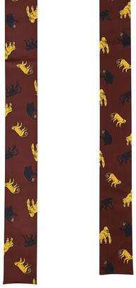Marni Printed Silk Cravat