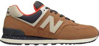 New Balance 574 Hi-Vis Shoe - Men's