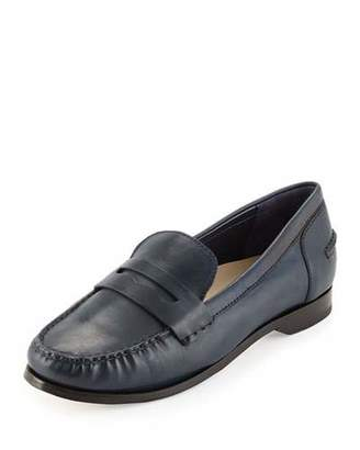 Cole Haan Pinch GRAND O/S Penny Loafer, Blazer Blue $170 thestylecure.com