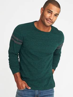 Old Navy Soft-Washed Slub-Knit Crew-Neck Tee for Men