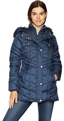 Andrew Marc Women's Marley Matte Down Jacket