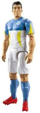 Mattel Fc Elite Luis Suarez Footballer Action Figure