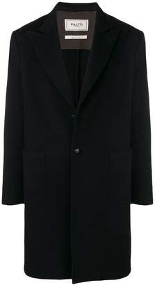 Paltò tailored single breasted coat