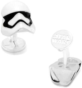 Kohl's Star Wars 3D Stormtrooper Helmet Cuff Links