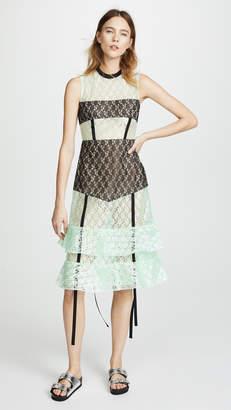 Sandy Liang Essex Dress