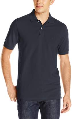 Dockers Heritage Short-Sleeve Pique Polo Shirt
