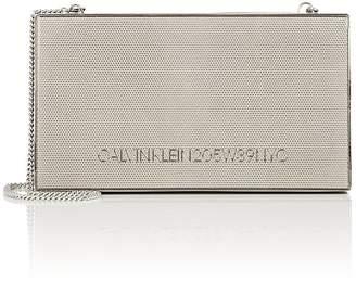 Calvin Klein Women's Metal Box Bag