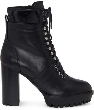 Vince Camuto Ermania Lace-Up Booties