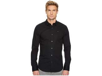 Tommy Jeans Original Stretch Long Sleeve Shirt